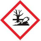 Gevaarsymbool milieugevaarlijk